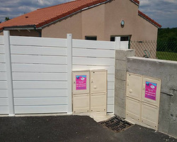 LES FERMETURES D'AUVERGNE - Clermont-Ferrand - Cloture pvc