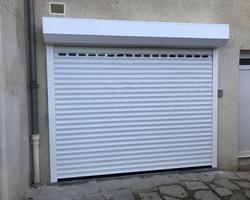LES FERMETURES D'AUVERGNE - Clermont-Ferrand - Porte de garage enroulable
