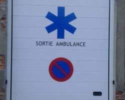 LES FERMETURES D'AUVERGNE - Clermont-Ferrand - Porte de garage sectionnelle